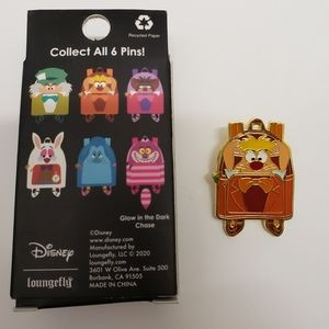 Alice In Wonderland Blind Box Pin